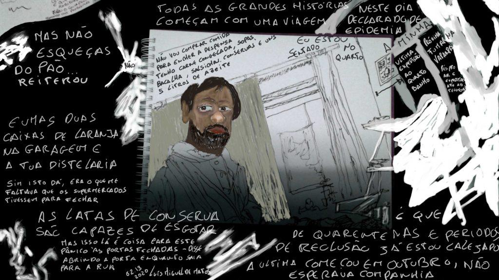 Luis Miguel De Matos _ pandemonia involuntaria
